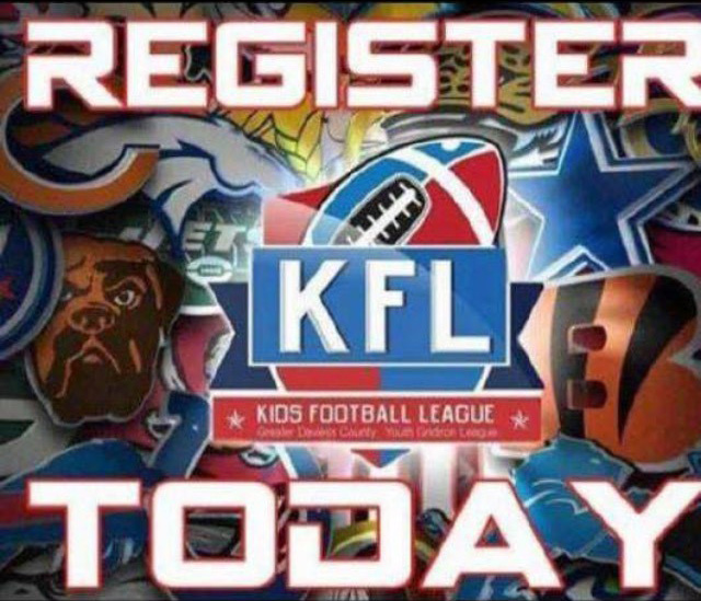0fb3135bbc35 Kids Football League